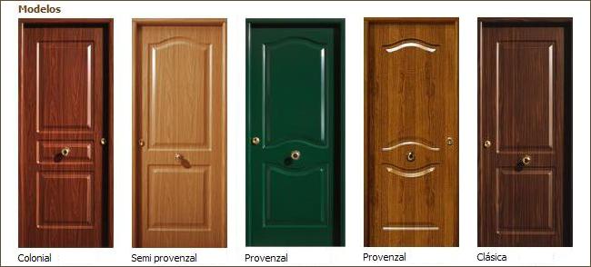 Bernar doors - Puertas de entrada precios ...